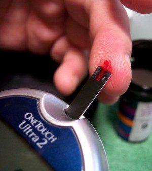 Diabetic must test their blood sugar daily.