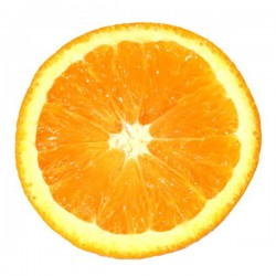 Orange Slice Vitamin C
